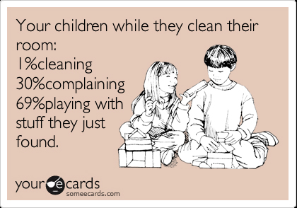 4.25 Children Cleaning
